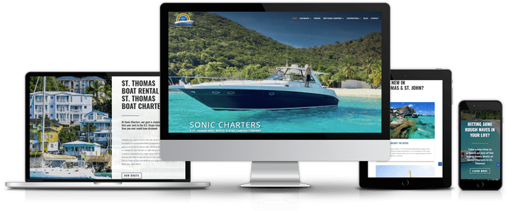 Pinellas Responsive Website Design